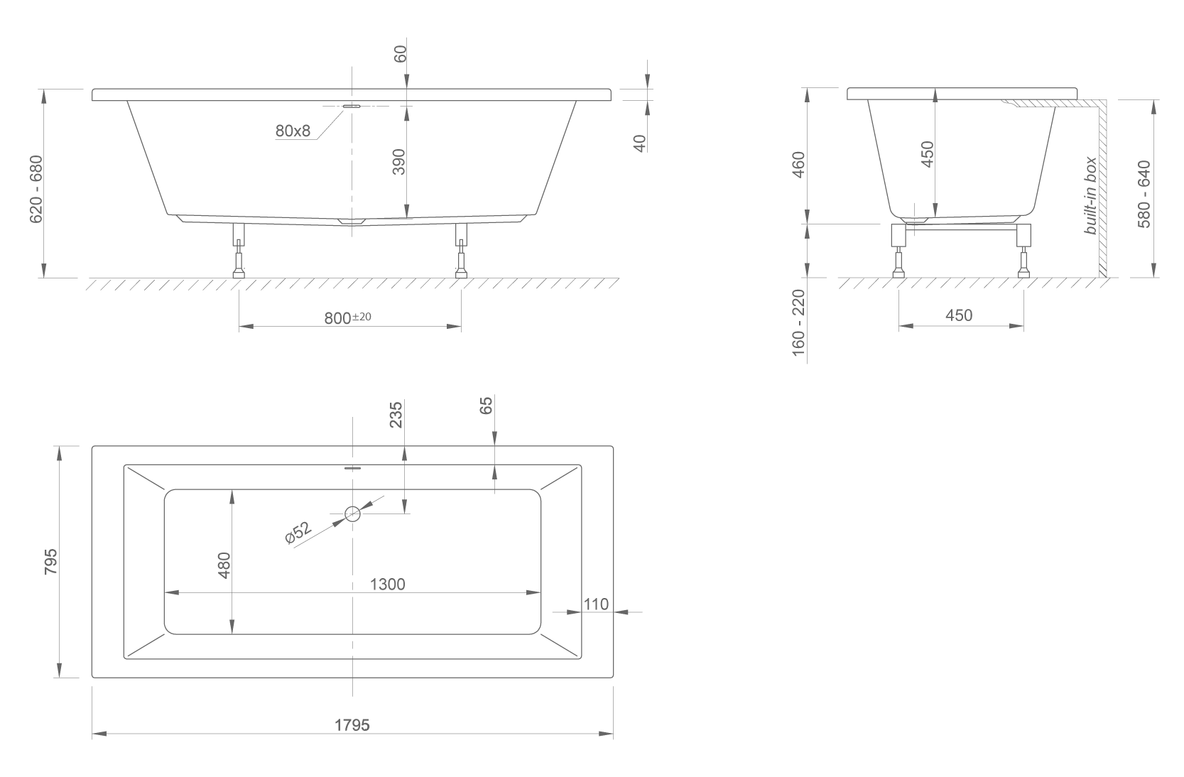 Culture Fit technical drawing