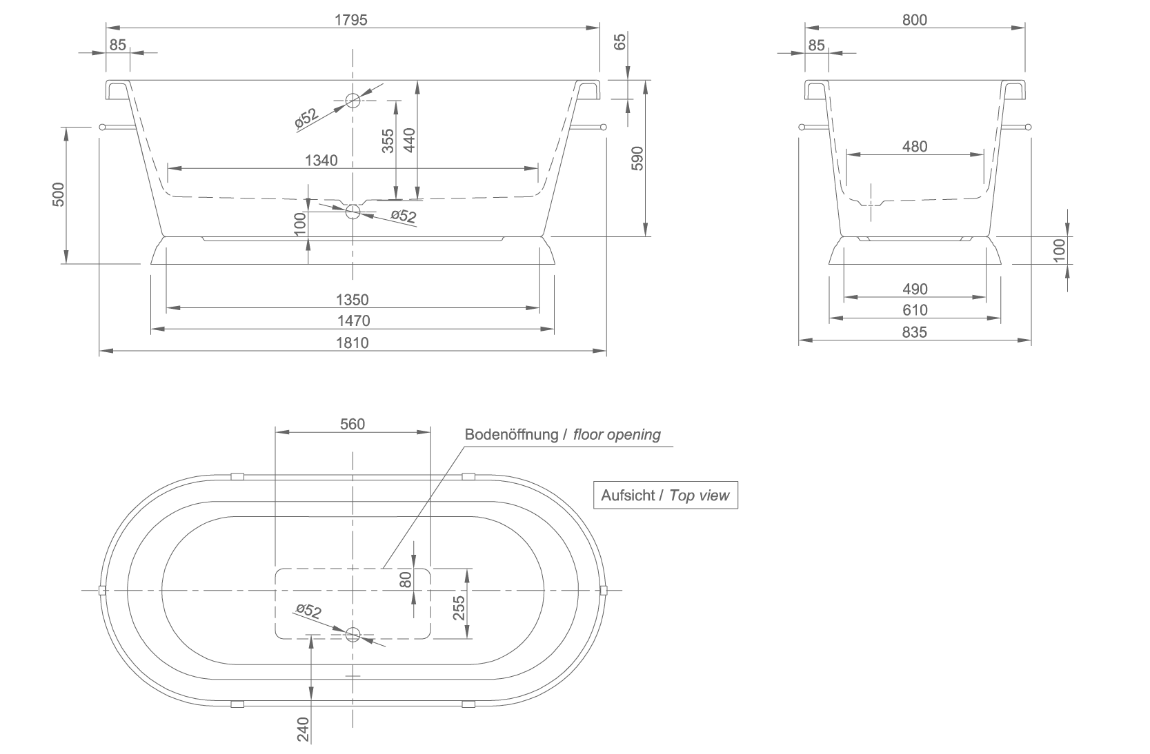loftv technical drawing