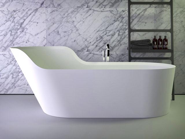 Glow асимметричная ванна левосторонная