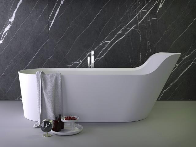 Pearl highback bath