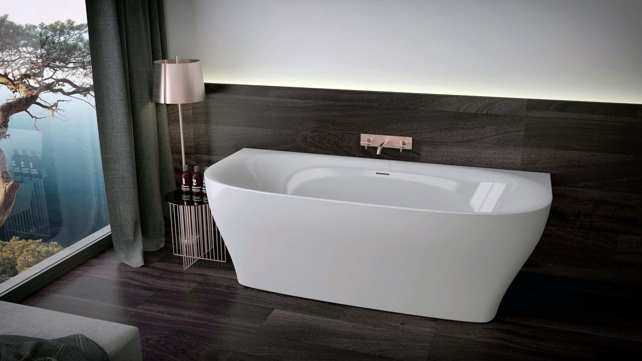 Latest news acrylic bathtubs kniefco for Knief tubs