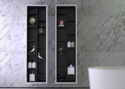 шкафами 'Boxes', вертикальны