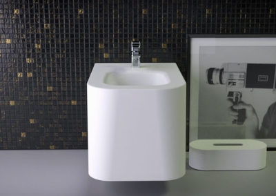 Feel wallmounted bidet