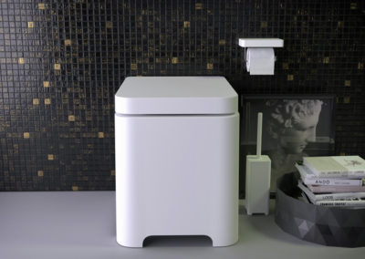 Feel floorstanding rimless WC