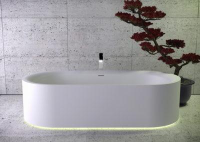 Moon отдельностоящая ванна