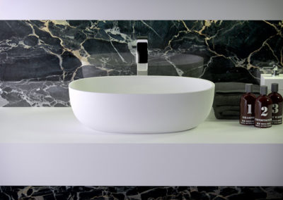 Prime countertop washbasin