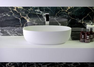Prime раковина на туалетном столике