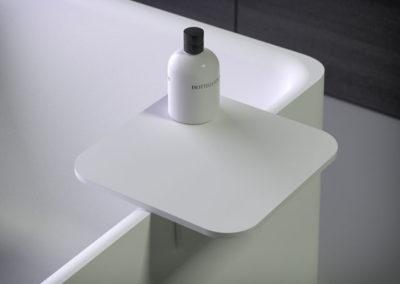 поперечная подставка для ванны