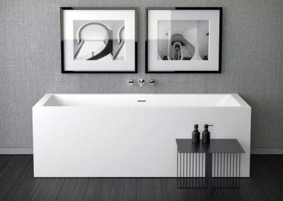 SHAPE 60 настенная ванна