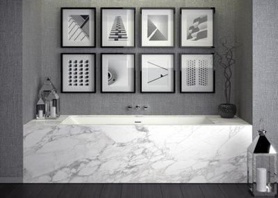 SHAPE 70 встроенная ванна